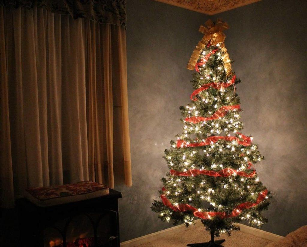 K Vánocům dnes neodmyslitelně patří stromečky